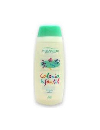 INTERAPOTHEK AGUA DE COLONIA INFANTIL 200ML