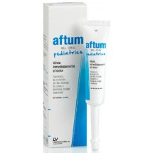 Aftum Gel Oral Pediátrico 15ml