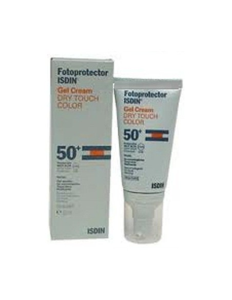 Isdin Fps 50+ Gel Crema Color Dry Touch 50 ml