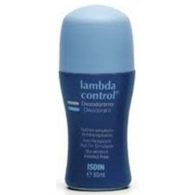 ISDIN LAMBDA CONTROL DESODORANTE SIN ALCOHOL ROLL-ON 50ML