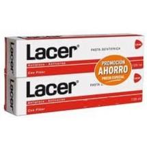 Lacer Pasta  Duplo 125+125ml
