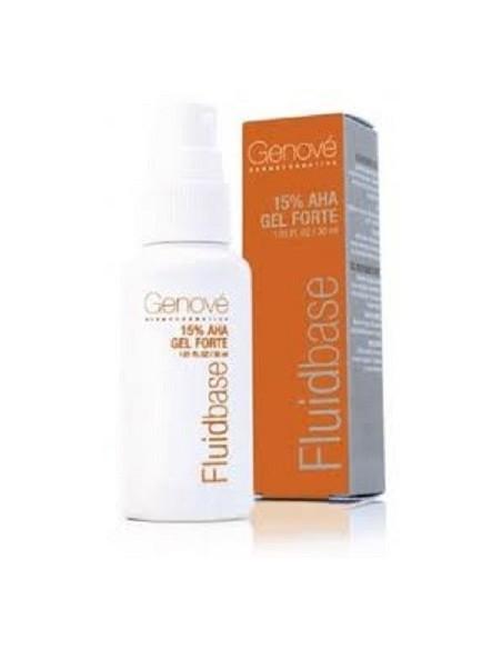Fluidbase 15% Aha Gel Forte 30ml
