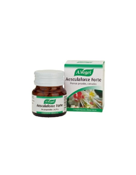 Aesculaforce Forte 30 Comprimidos