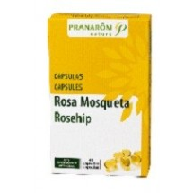 ROSA MOSQUETA 40 CÁPSULAS