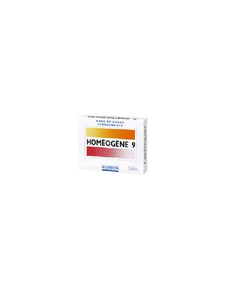 Homeogene9 9  60 Comprimidos
