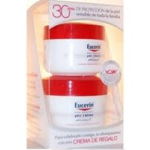Eucerin Crema Hidratante 100g + 75g