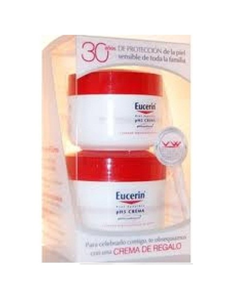 Eucerin Crema Hidratante 100g + 75g