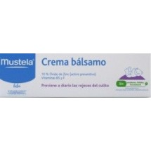 Mustela Crema Balsamo 100 Ml