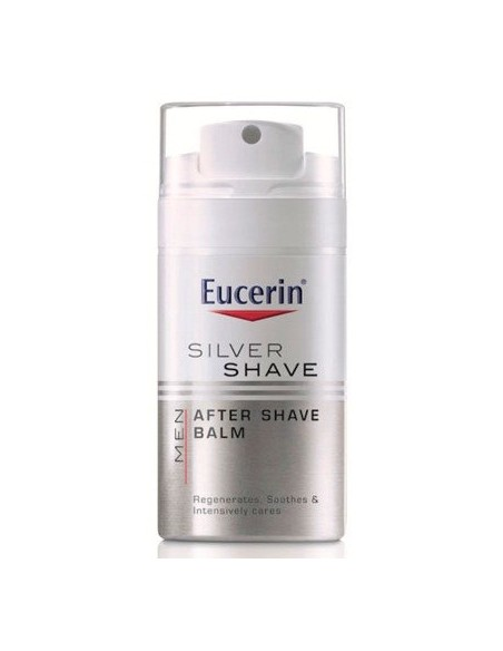 Eucerin Men Silver Shave  After Shave 75ml