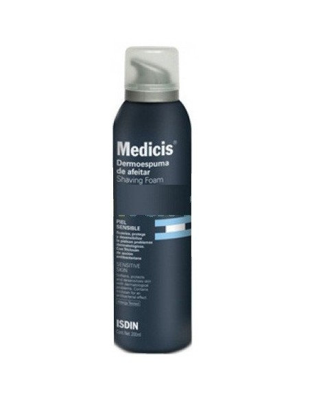 Medicis Dermoespuma Afeitar 200ml