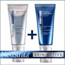 NEOSTRATA MATRIX SUPPORT+NEOSTRATA CELLULAR RESTORATION 2 X 50ML