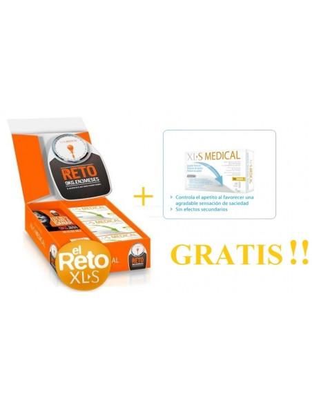 El Reto Xls Medical 3x60comprimidos