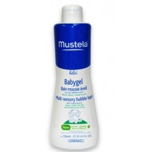 Mustela Babygel 750 ml