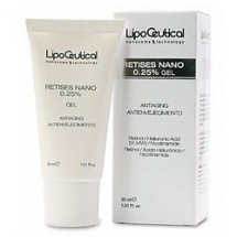 RETISES NANO 0.25% GEL LIPOCEUTICAL 30 ML