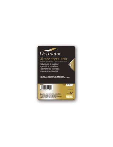 Dermatix Laminas De Silicona Fabric 1 Ud 4x13cm