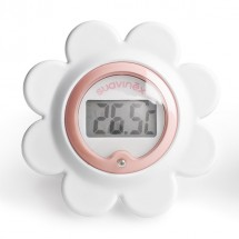 Suavinex Termometro Digital Ambiente Rosa