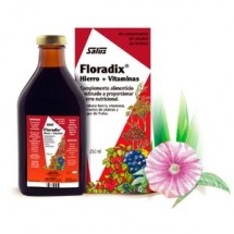 Floradix Jarabe  Hierro+vitaminas 250 Ml