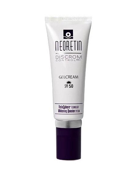 Neoretin Discrom Despigmentante Gel Crema Spf50 40ml