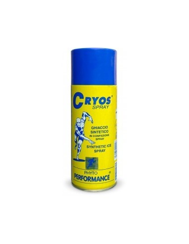 CRYOS SPRAY PHYTO PERFORMANCE 400ML
