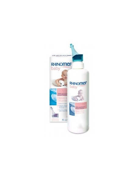 Rhinomer Baby Spray Extra Suave 115ml