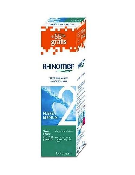 Rhinomer Fuerza 2 + 33% Gratis