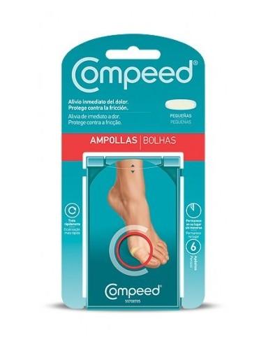 COMPEED AMPOLLAS PEQUEÑO 5 APÓSITOS