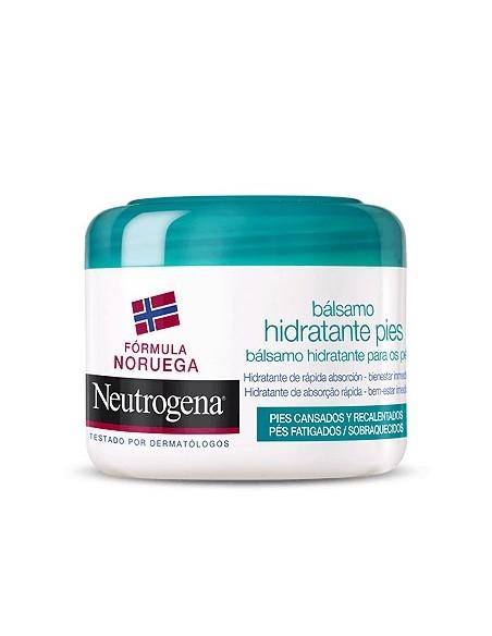 Neutrogena Balsamo Hidratante Pies 100ml