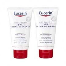 Eucerin Crema De Manos 2x75ml
