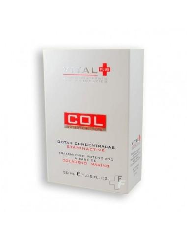 COL VITALPLUS GOTAS CONCENTRADAS COLAGENO 30ML