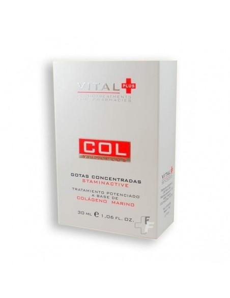 Col Vitalplus Gotas Concentradas Colageno 35ml