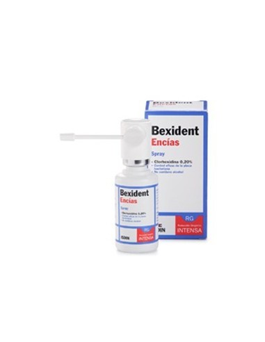 BEXIDENT ENCIAS SPRAY 40 ML