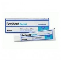 Bexident Encias Triclosan Pasta 75ml