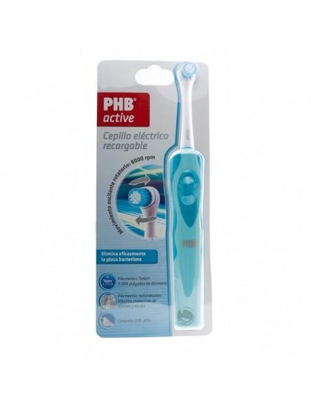 PHB Active Cepillo Electrico Recargable Azul