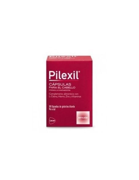 Pilexil Anticaida 50 Cápsulas