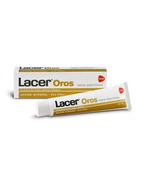 Lacer Oros Pasta 125 Ml + 25 mL *Gratis