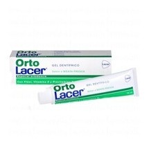 Orto Lacer Gel Menta 75 Ml