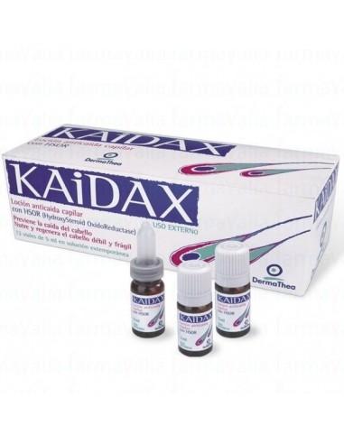 KAIDAX 12 VIALES DE 5ML