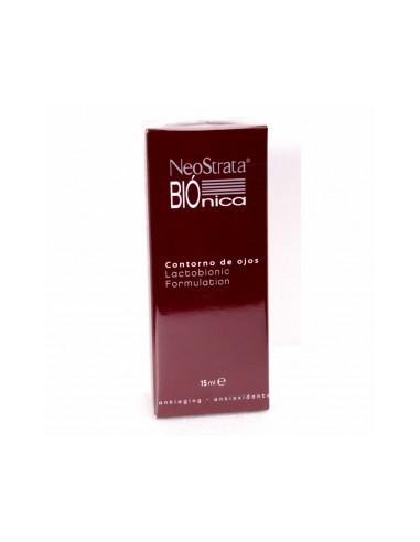 Neostrata Bionica Contorno Ojos 15ml + Heliocare Gelcrema Color SPF 50 Regalo