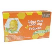 Arkopharma Jalea Real Propolis 20 Ampollas 15mL