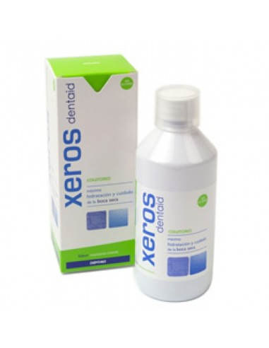 XEROSDENTAID COLUTORIO 500ML