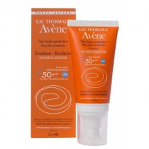 Avene Emulsion Sin Perfume FPS 50+ 50mL