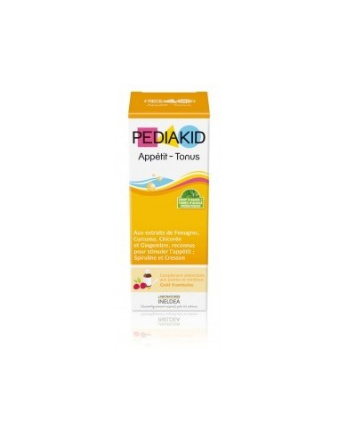 Pediakid Apetito - Tono 125 ml