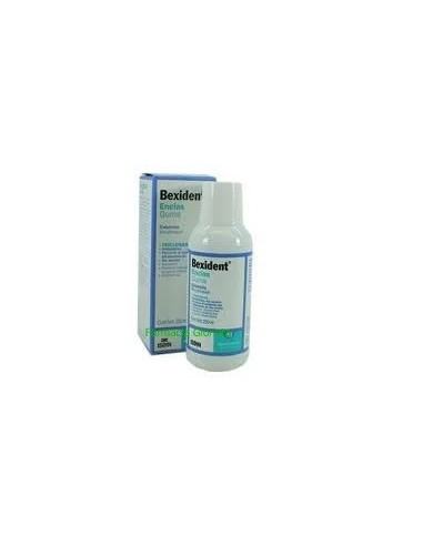BEXIDENT ENCIAS CON TRICLOSAN 250 ML