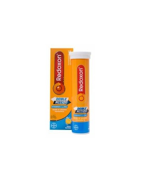 Redoxon Doble Accion 15 Comprimidos Efervescentes