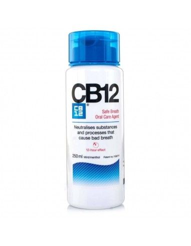 CB12 Mentol 250mL