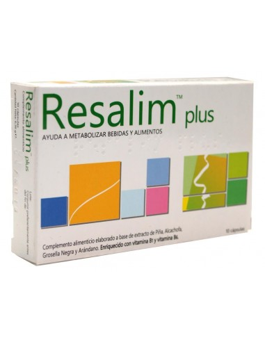 Resalim  Plus 10 Capsulas