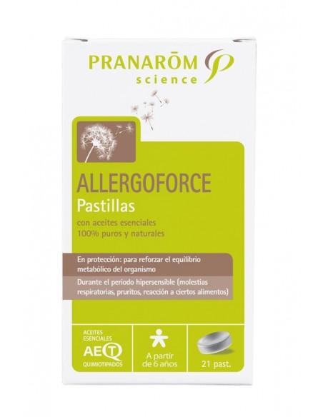 Pranarom Allergoforce 21 Comprimidos