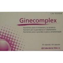 GINECOMPLEX 60 CAPSULAS