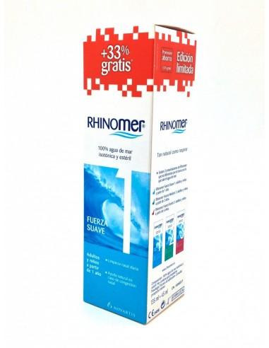 RHINOMER FUERZA 1 +33% GRATIS