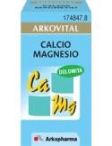 Arkopharma Arkovital Calcio Magnesio 45 cap